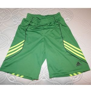 Adidas Shorts Youth Lightweight Running Gym Track